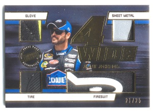 Jimmie Johnson 4 Wide